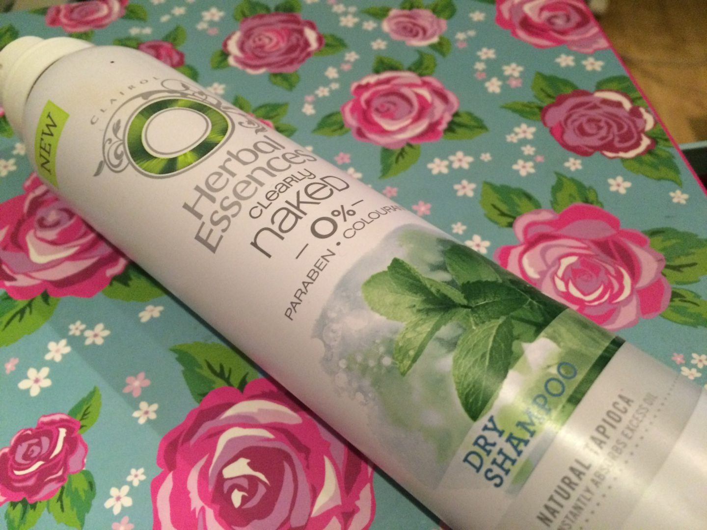Herbal Essences Naked Dry Shampoo Review