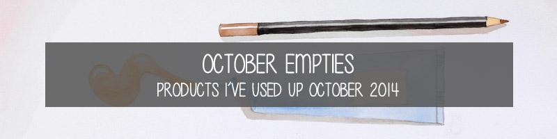 october-empties