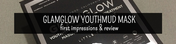 GlamGlow Youthmud Tingling & Exfoliating Mud Mask Review