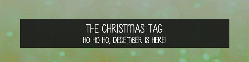 The Christmas Tag 2015