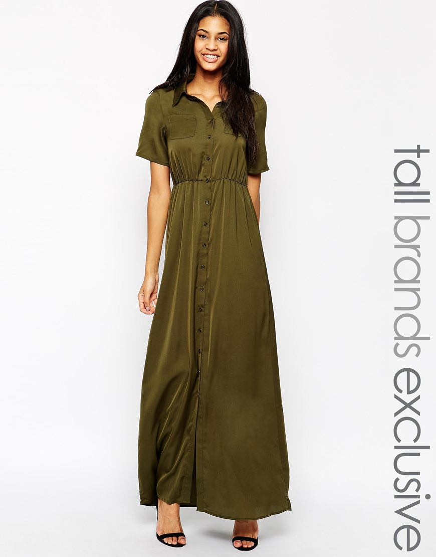 asos-khaki-dress