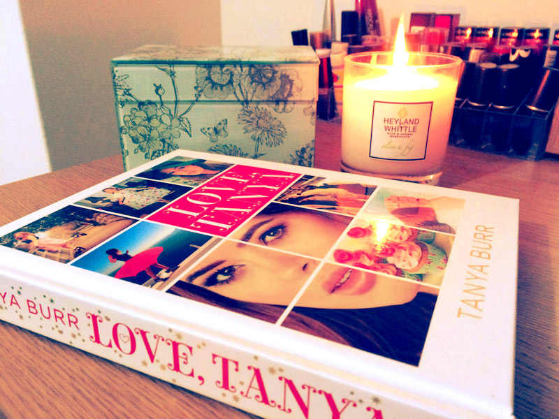 Love Tanya Book Review