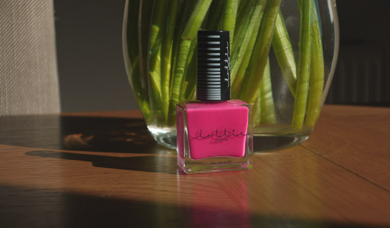 Lottie-Spring-Break-Nail-Polish-Review
