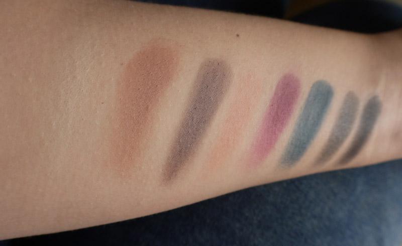 makeup-revolution-iconic-pro-2-matte-swatches
