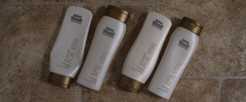 Andreas Wendt Age Vital Shampoo & Conditioner x 2