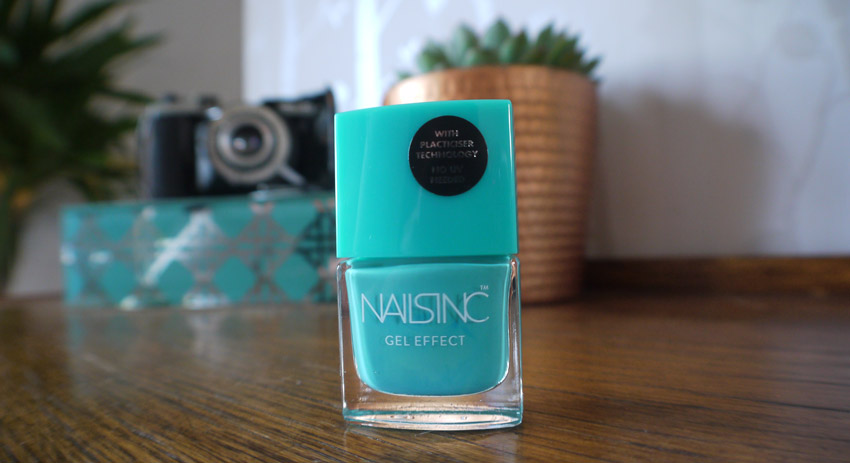 Nails Inc Soho Place – Review & Swatch