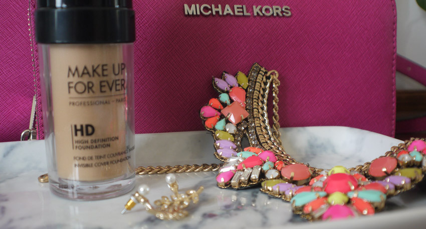 What I Bought in London – Makeup, Jewellery and Handbags…