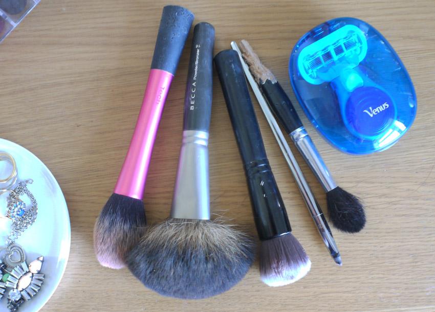makeup-brushe