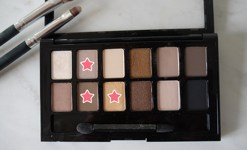 Maybelline-the-nudes-palette-look-colours