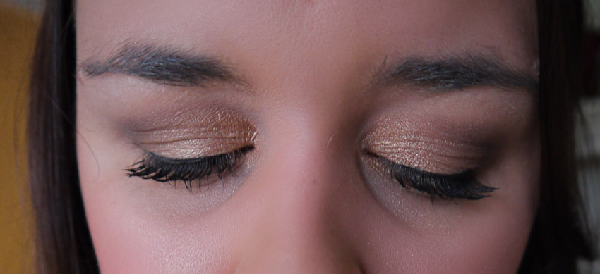 Maybelline-the-nudes-palette-look