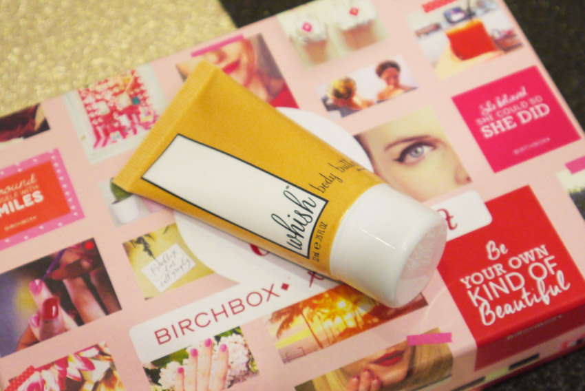 birchbox-january-2016-whish-body-butter-review-best-year-ever