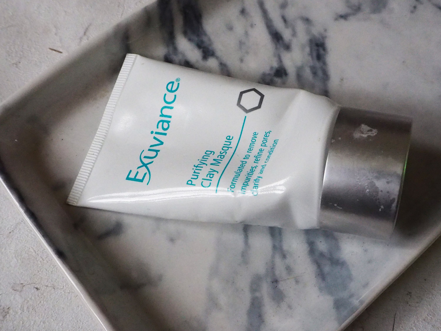 excuviance-purifying-clay-masque-review-march-2016-empties
