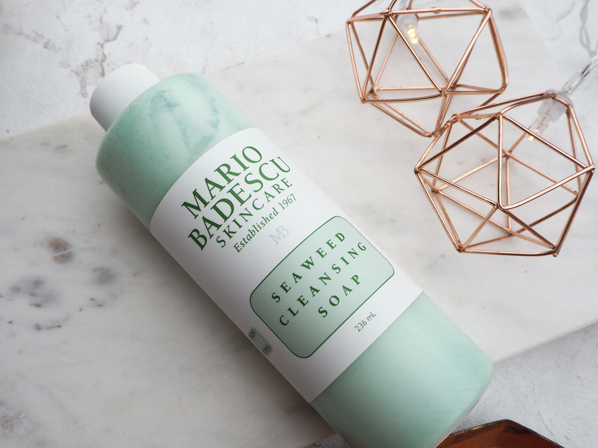 beauty-bay-haul-mario-badescu-seaweed-cleansing-soap
