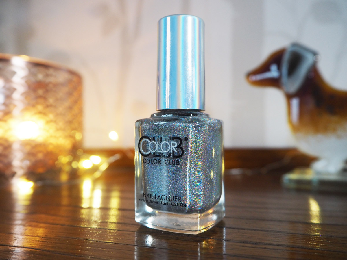 Color Club Harp on It Review & Swatch