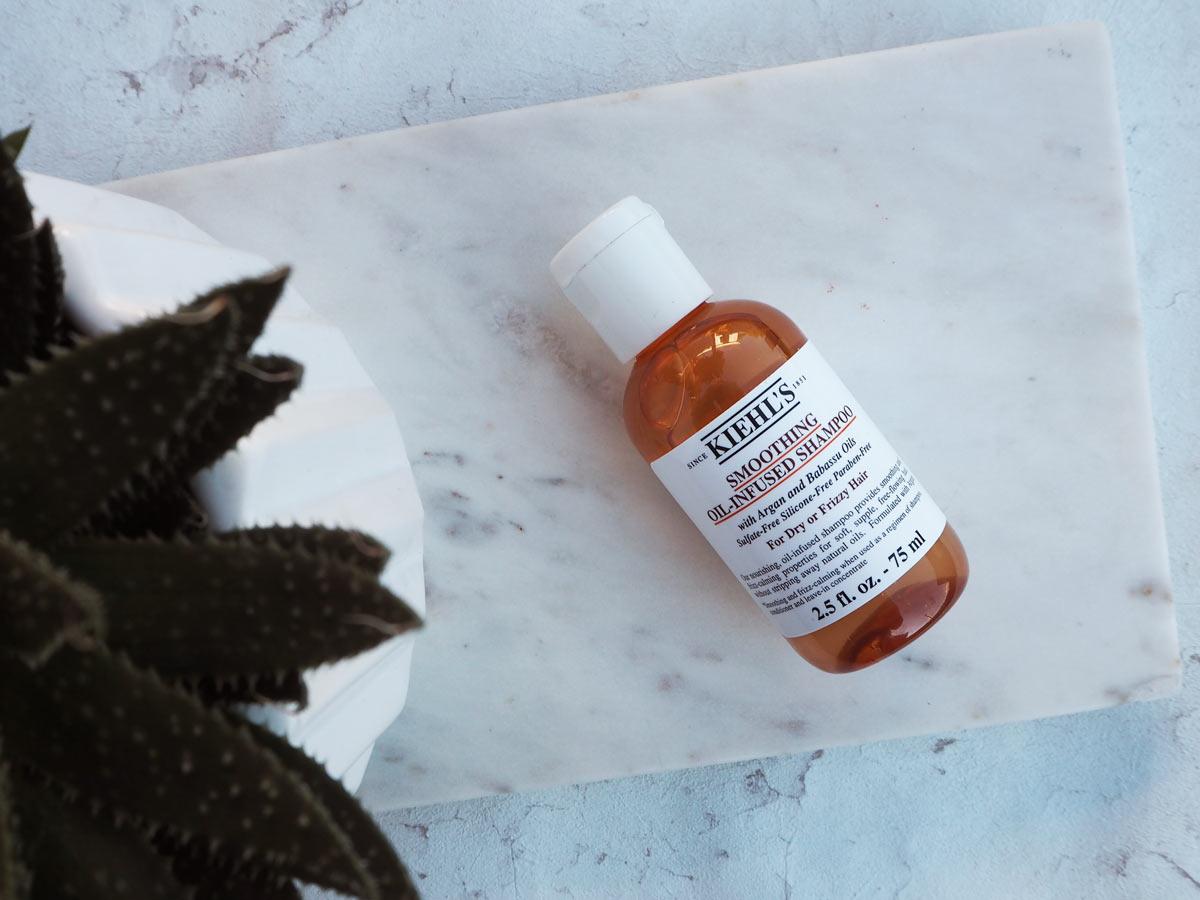 Kiehl's Smoothing Oil Infused Shampoo