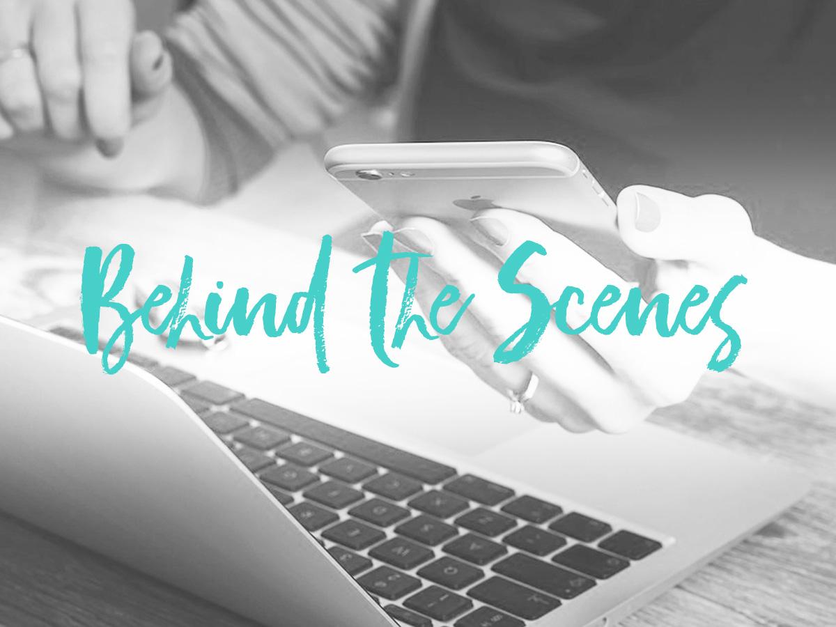Behind The Scenes Tag