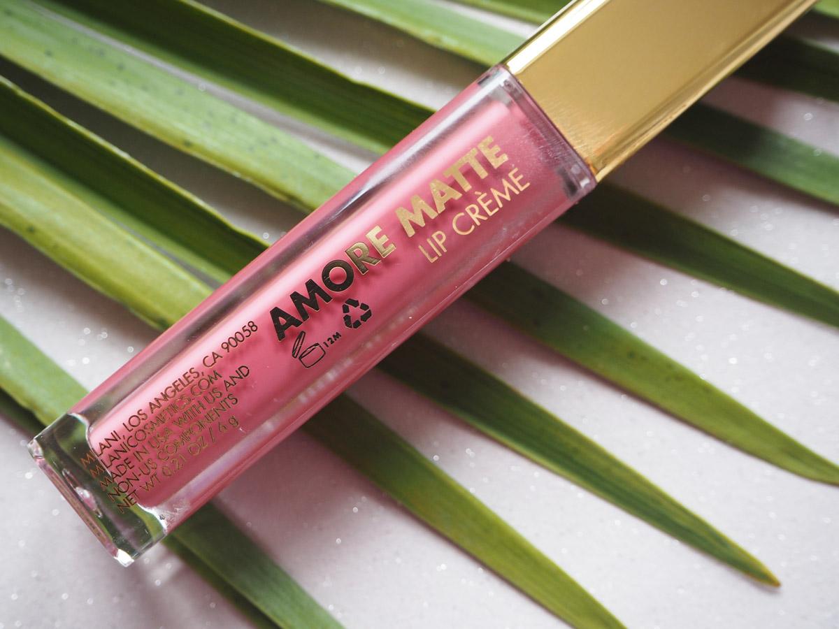 Milani Amore Matte Lip Cream in Precious
