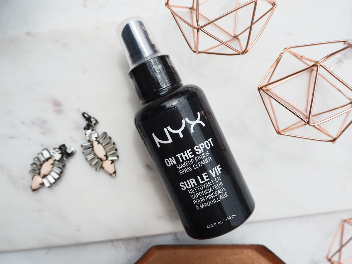 NYX On The Spot Review