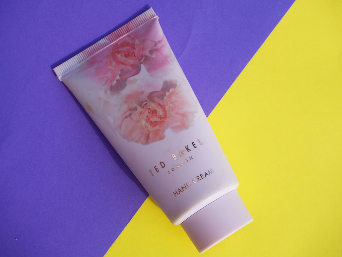 products-im-trying-to-use-up-2-ted-baker-hand-cream