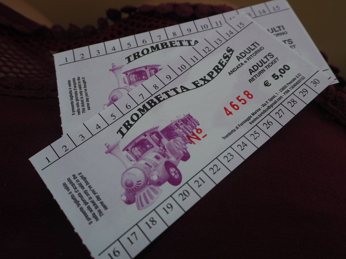 Trombetta Express Tickets