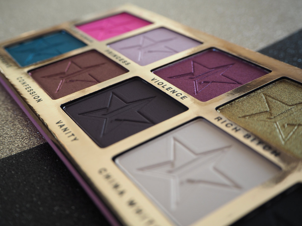 Jeffree Star Beauty Killer Palette Review