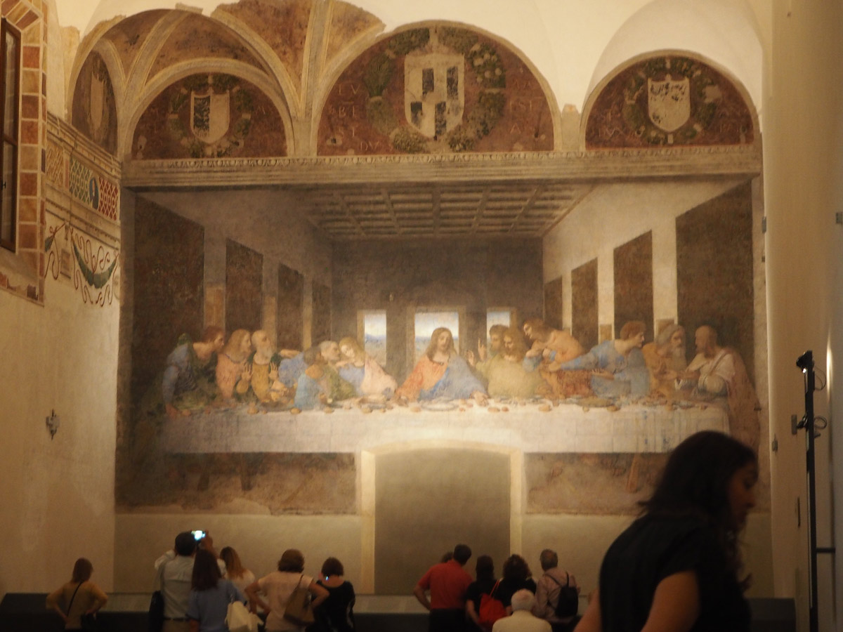 The Last Supper - Milan