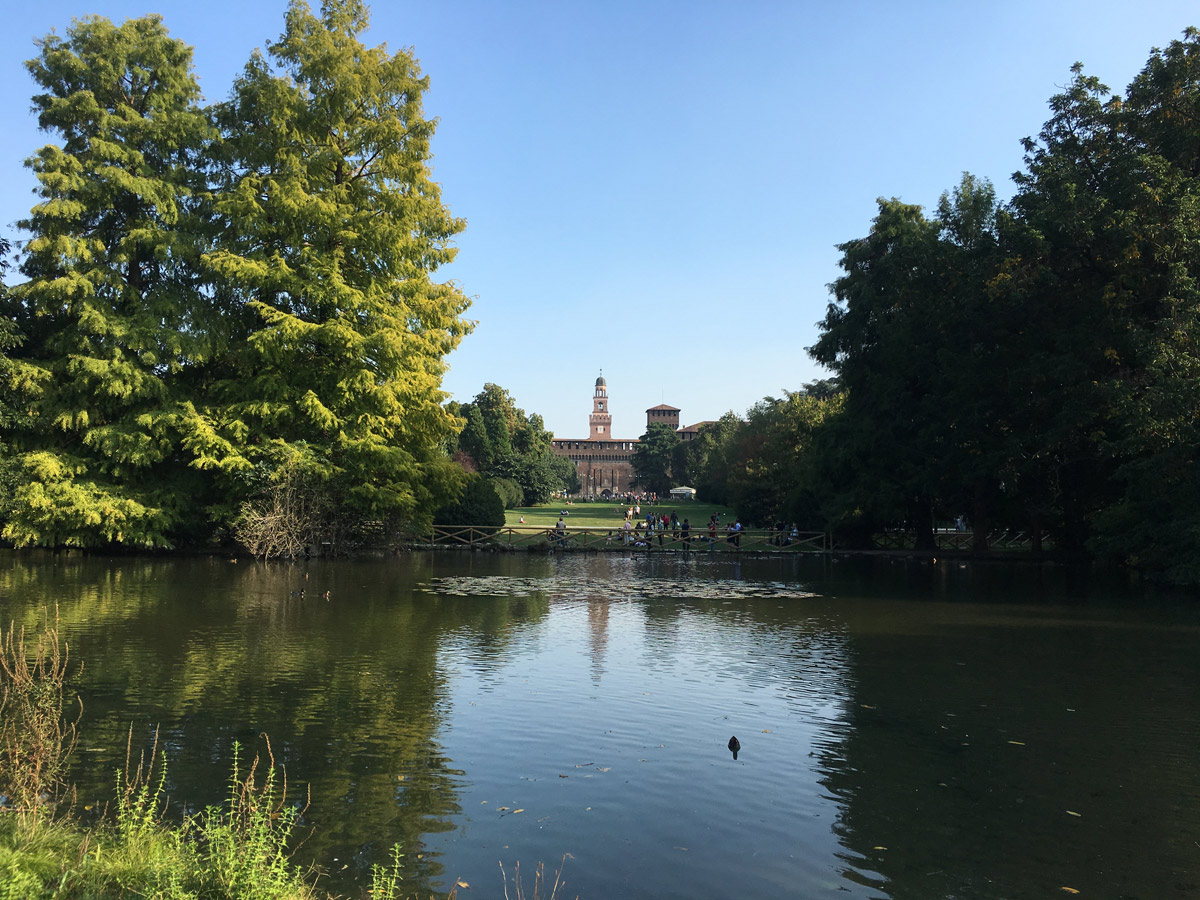 view-of-castiello-milan-from-park