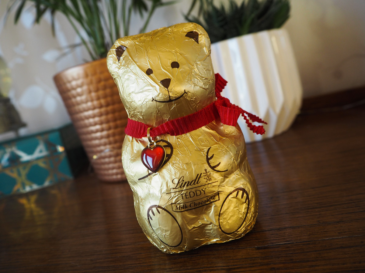 what-i-got-for-christmas-2016-lindt-bear