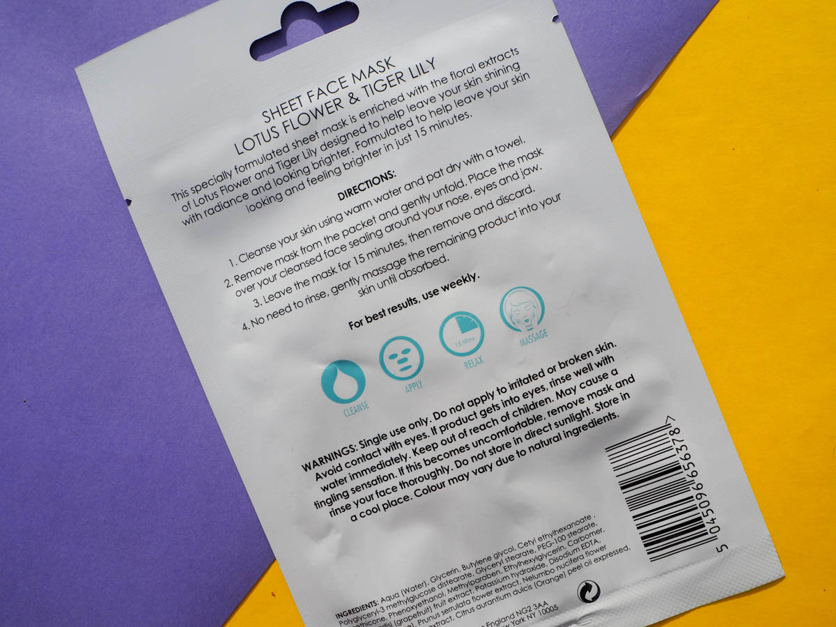 boots-ingredients-lotus-flower-tiger-lily-sheet-mask-review-3