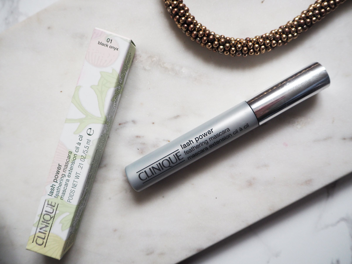 Base to Full Face Week : Clinique Lash Power Mascara + Giveaway