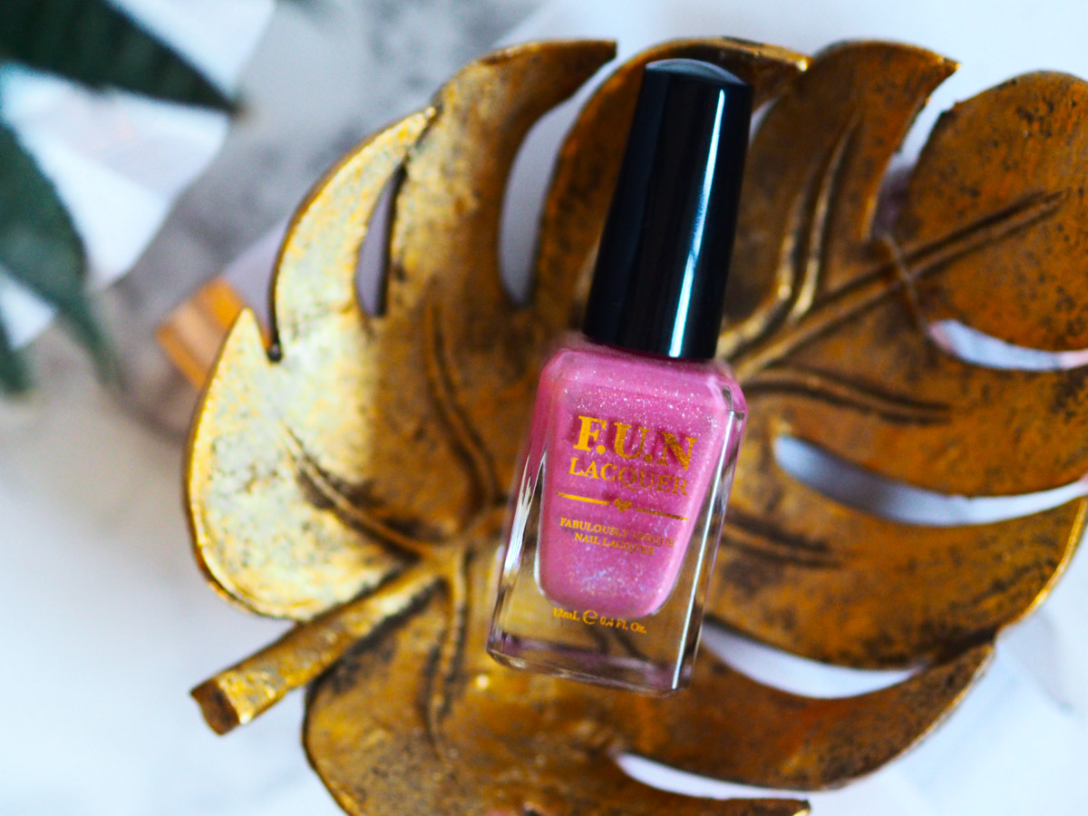 F.U.N Lacquer Daydream – Swatch & Review