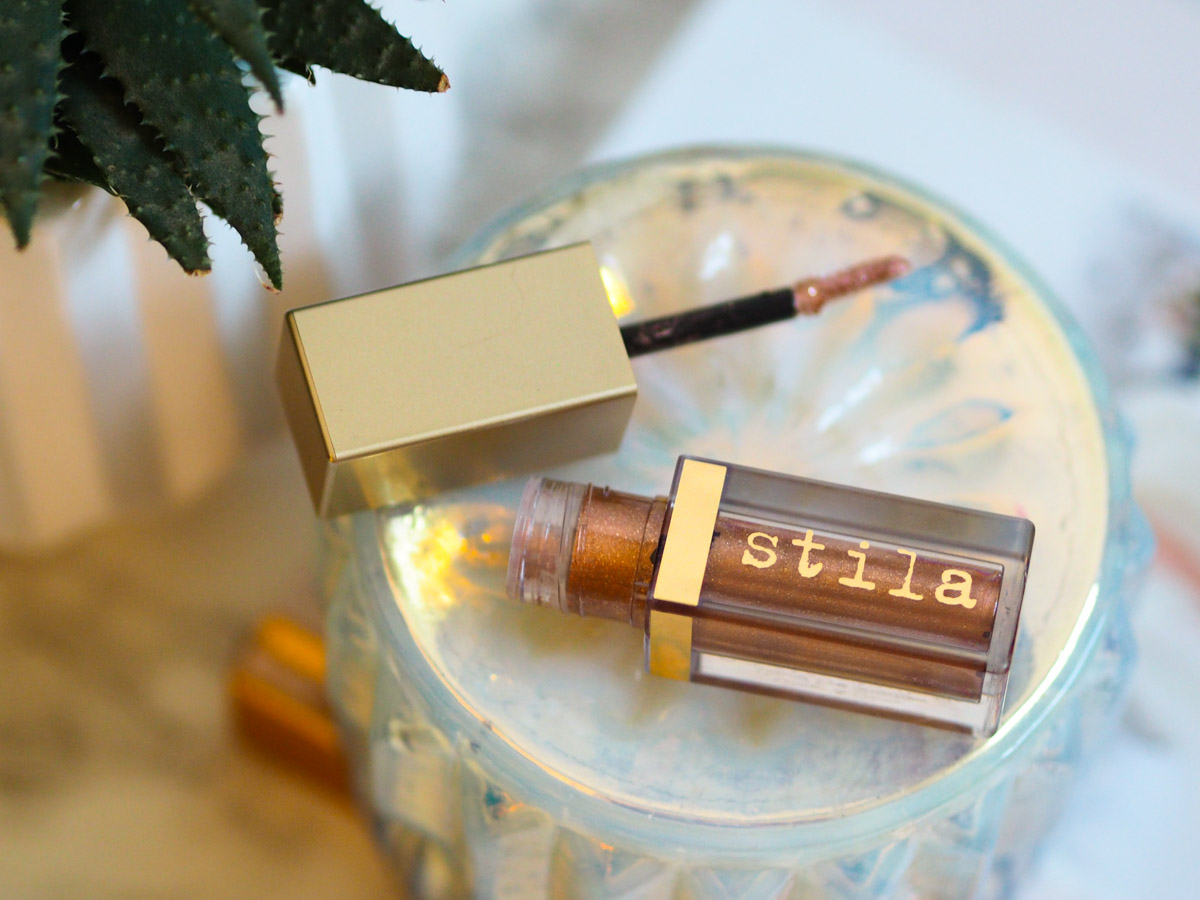 Stila Magnificent Metals Rose Gold Retro