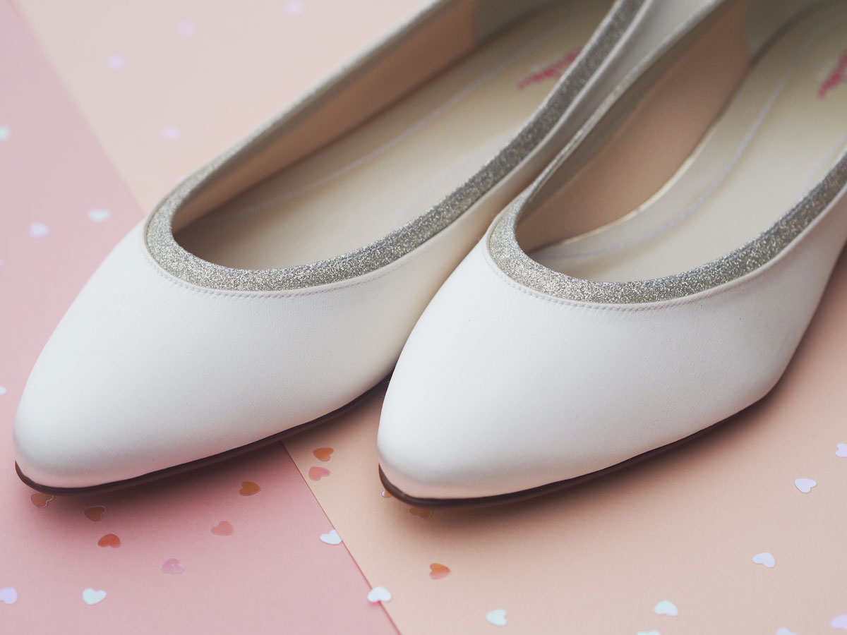 Wedding Shoes to Dance All Night In with Elegant Steps