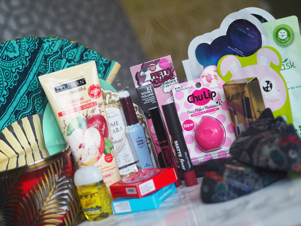 Honeymoon Beauty Haul – Duty Free, Indonesia and Malaysia