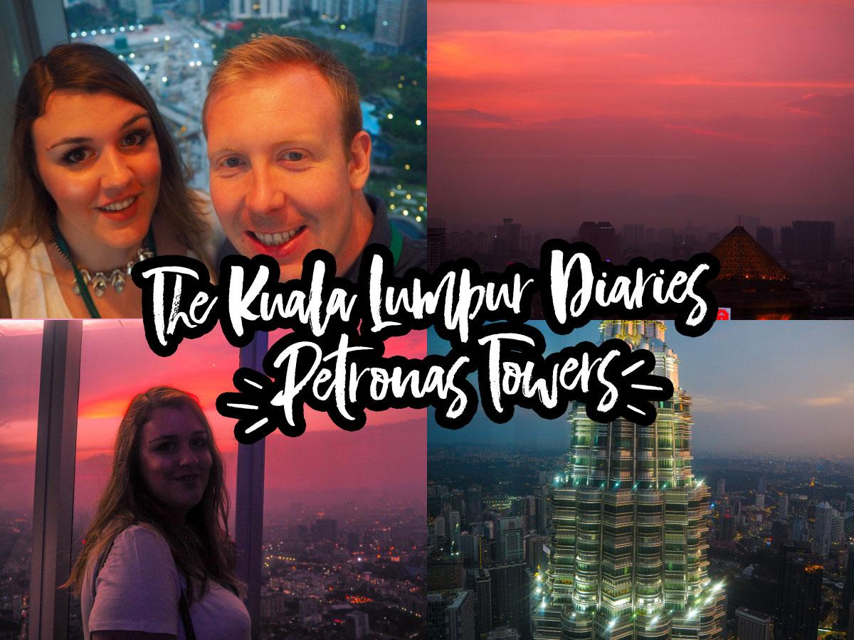 The Kuala Lumpur Diaries #5 – The Petronas Towers & Lot 10