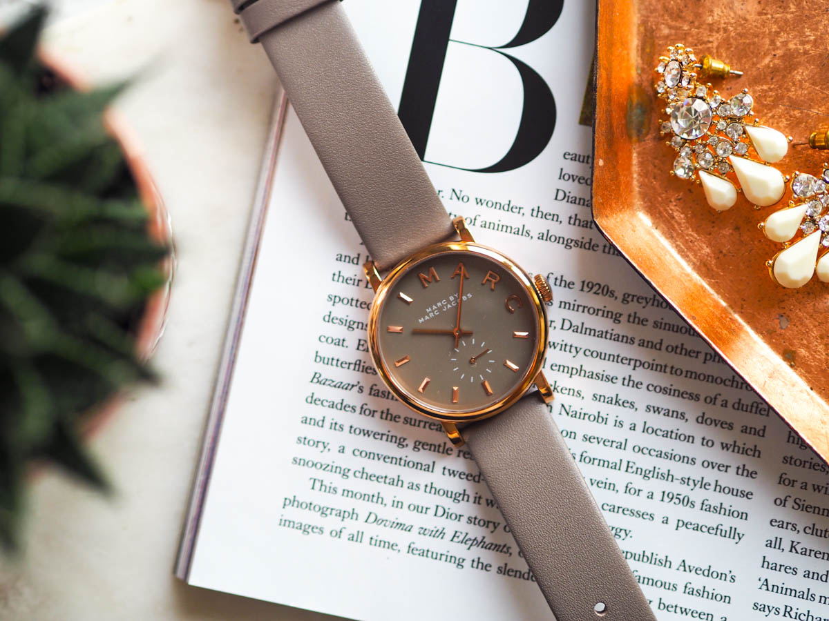 Marc Jacobs Watch Review & Giveaway with Pluswatches.co.uk