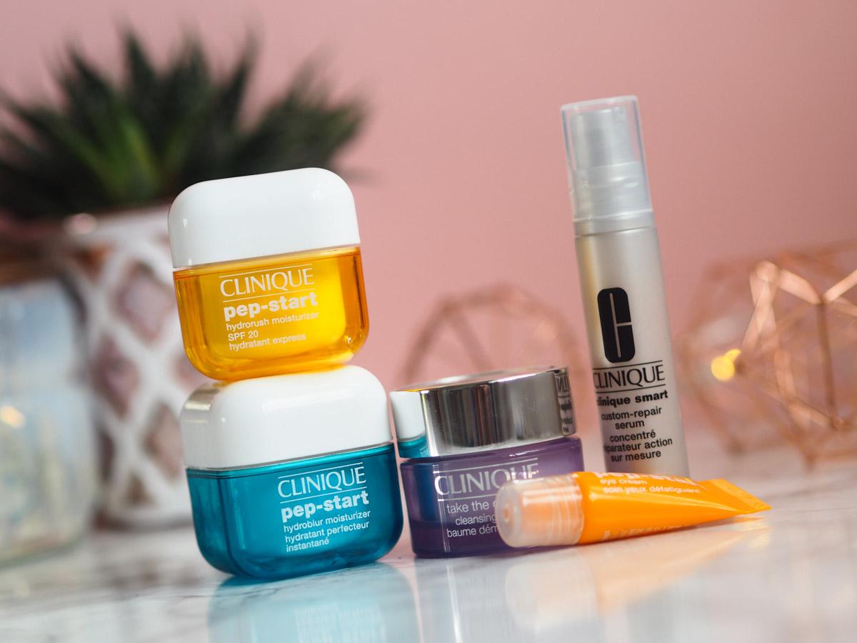 Five New Clinique Skincare Items