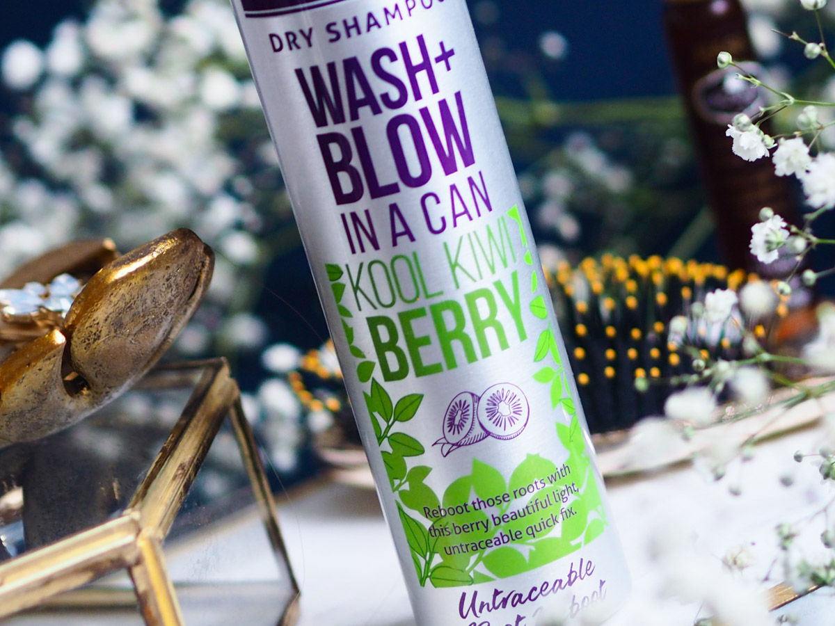 Aussie Wash & Blow In A Can Review