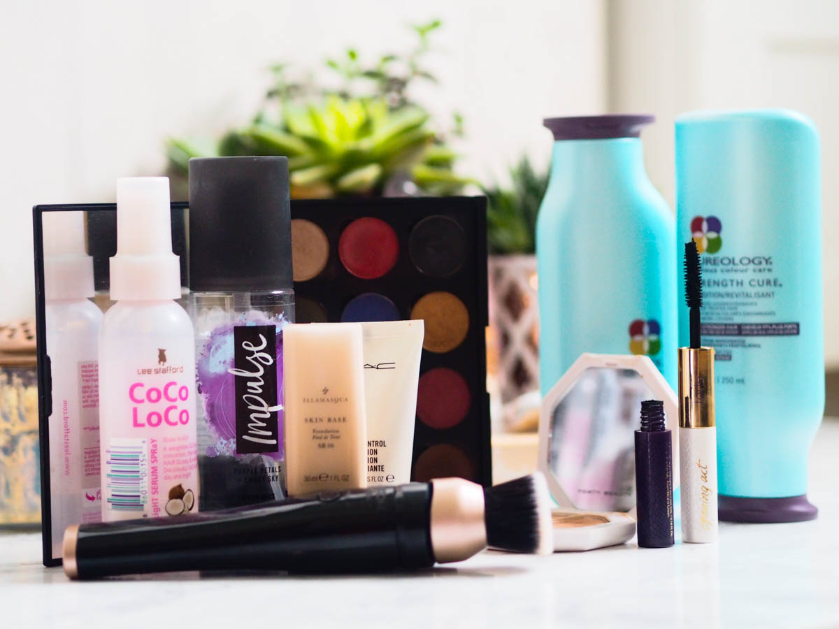 Six Products I'm Loving and Three That I'm Not