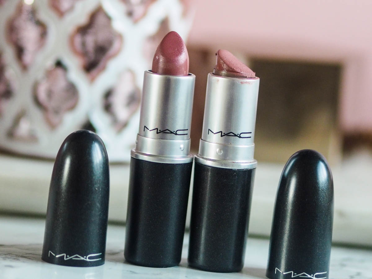 MAC lipstick must have: shades in Brave