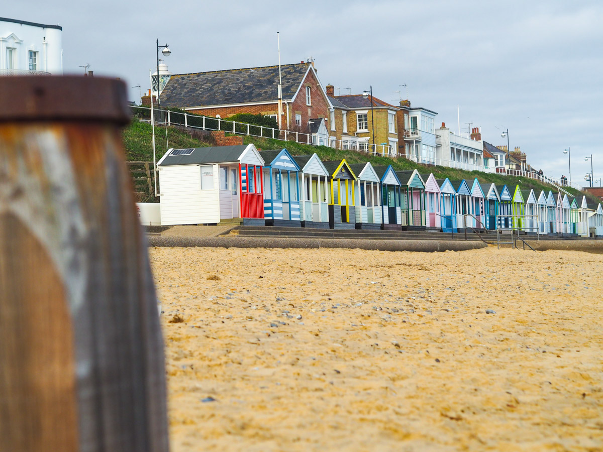 A Long Weekend in Southwold – Day 1