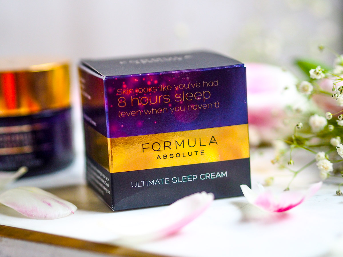 Absolute Ultimate Sleep Cream Review