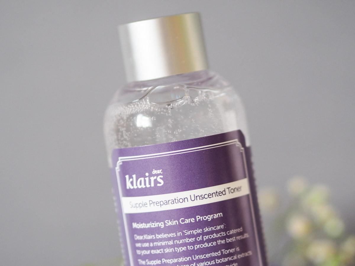 Klair's Supple Preparation Facial Toner
