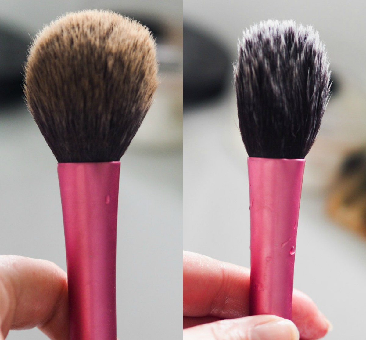 Violet Voss Brush Soap review