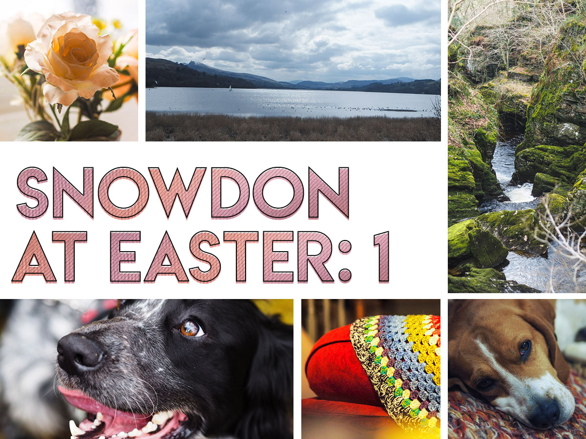 An Easter Weekend in Snowdonia : Cottage & Day 1