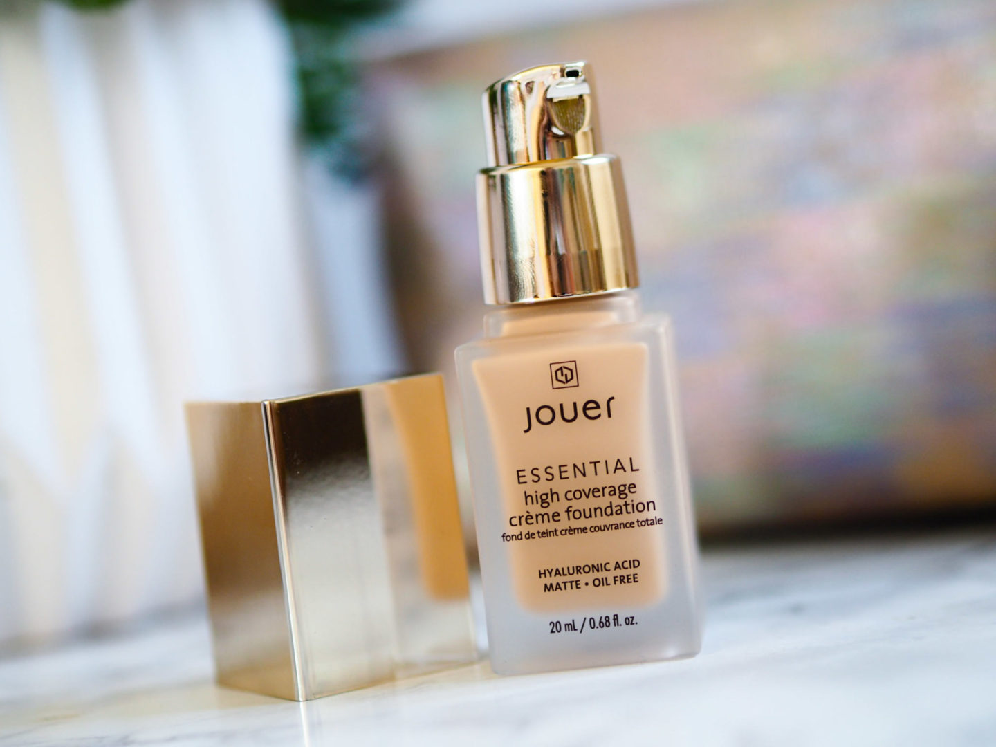 Jouer Essential High Coverage Foundation in Pebble – a Kat Von D Replacement?
