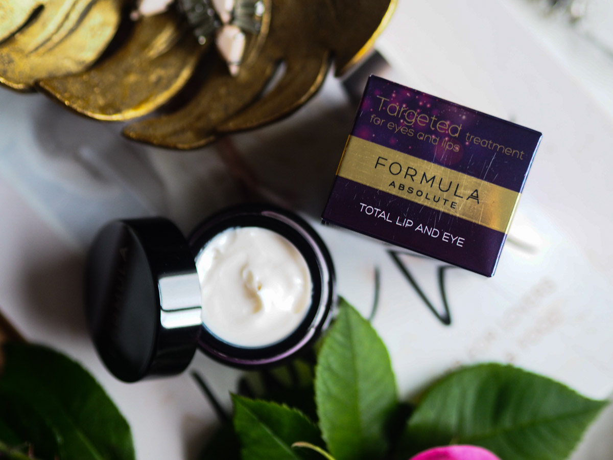 M&S Formula Absolute Total Lip & Eye Cream Review