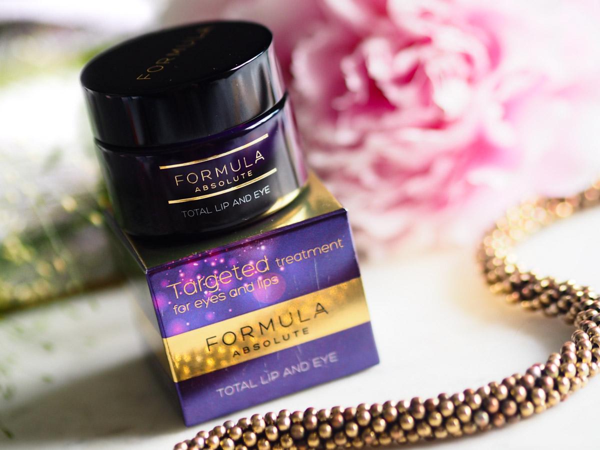 M&S Formula Absolute Total Lip & Eye Cream