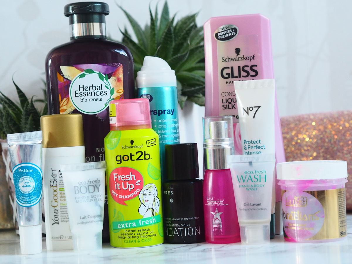 Ten Empties #14