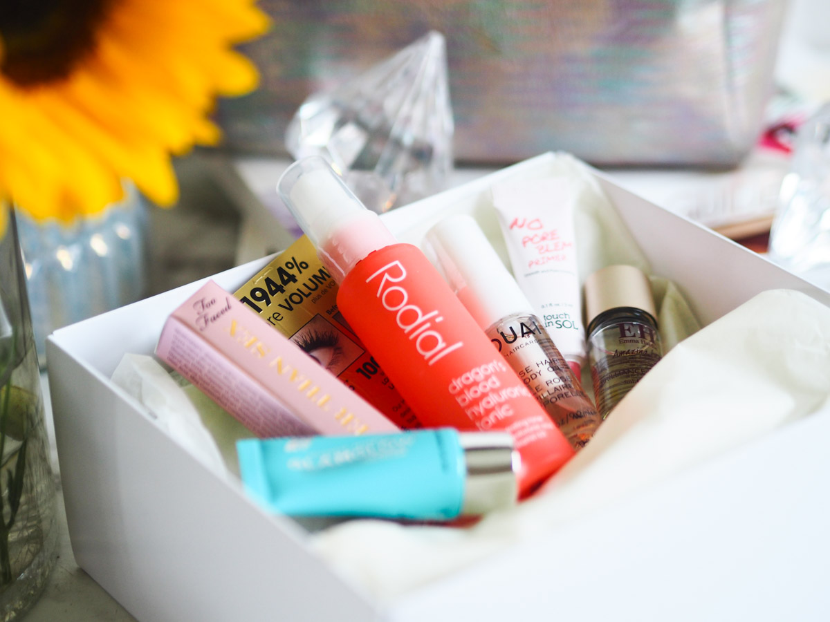 ASOS Beauty Box – August 2018